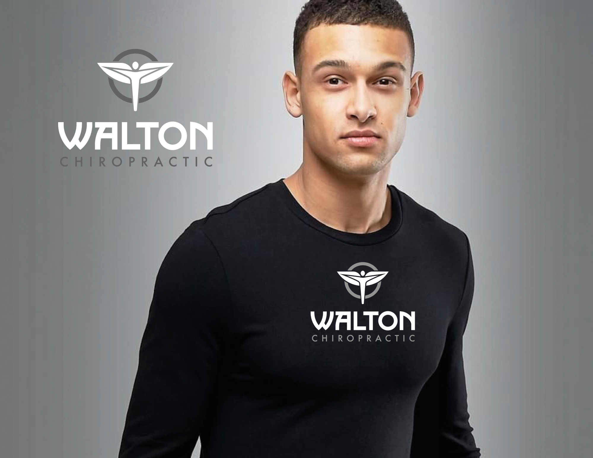 Walton Chiropractic T-shirt Concept