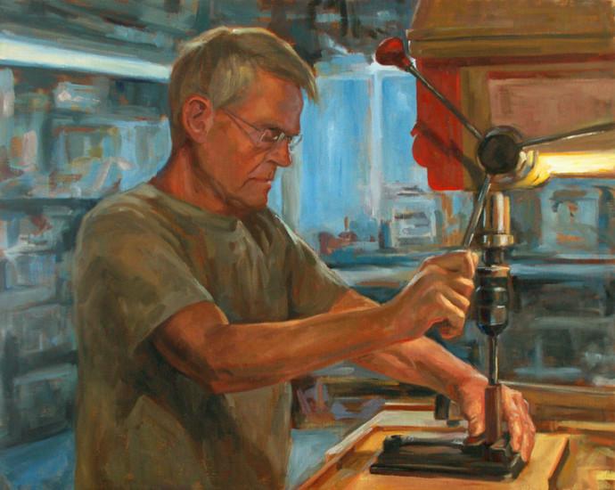 The Woodworker II