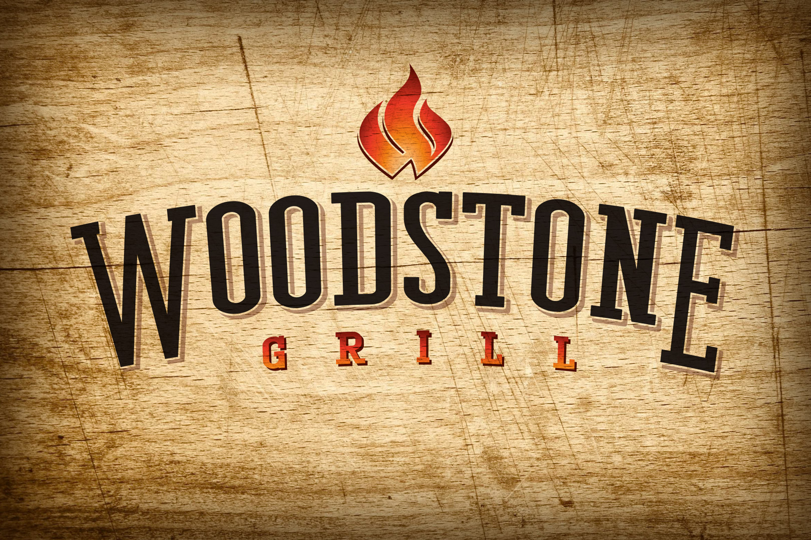 Woodstone Grill Logo
