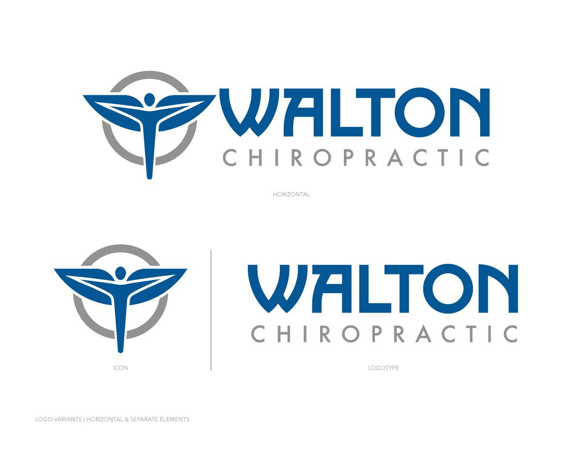 Walton Chiropractic Logo