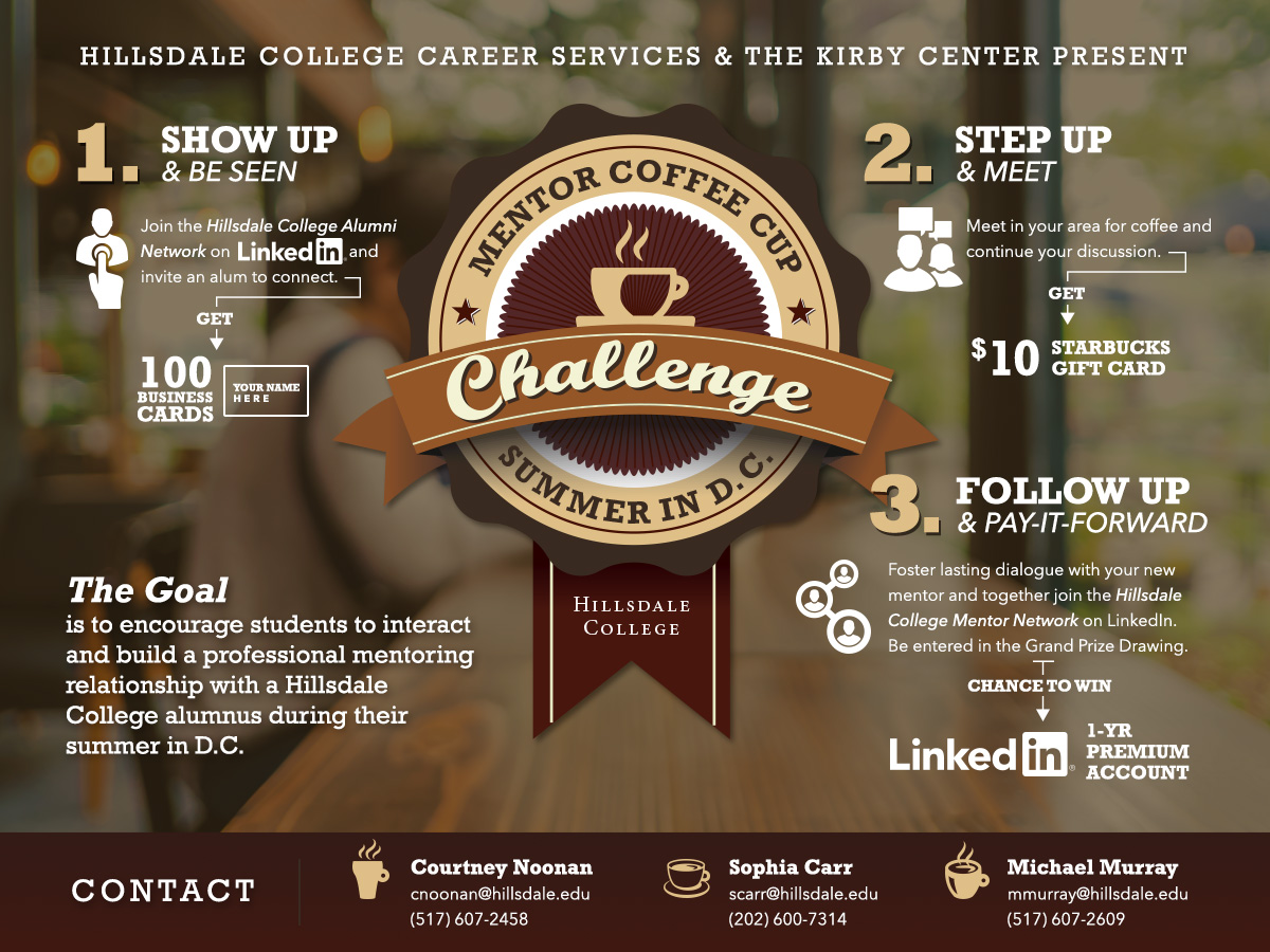 Mentor Coffee Cup Challenge