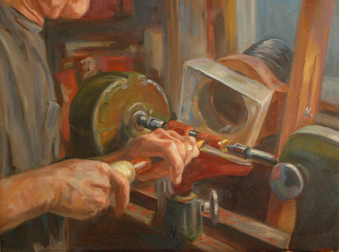 The Woodworker I