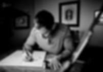 Jake Weidmann: Master Penman