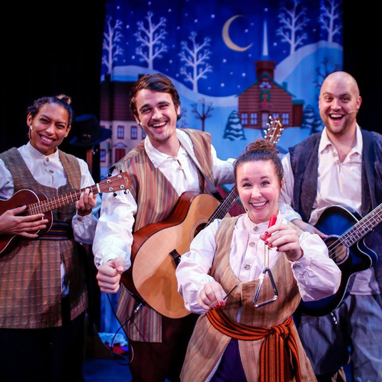 StoryMakers Holiday TYA Show