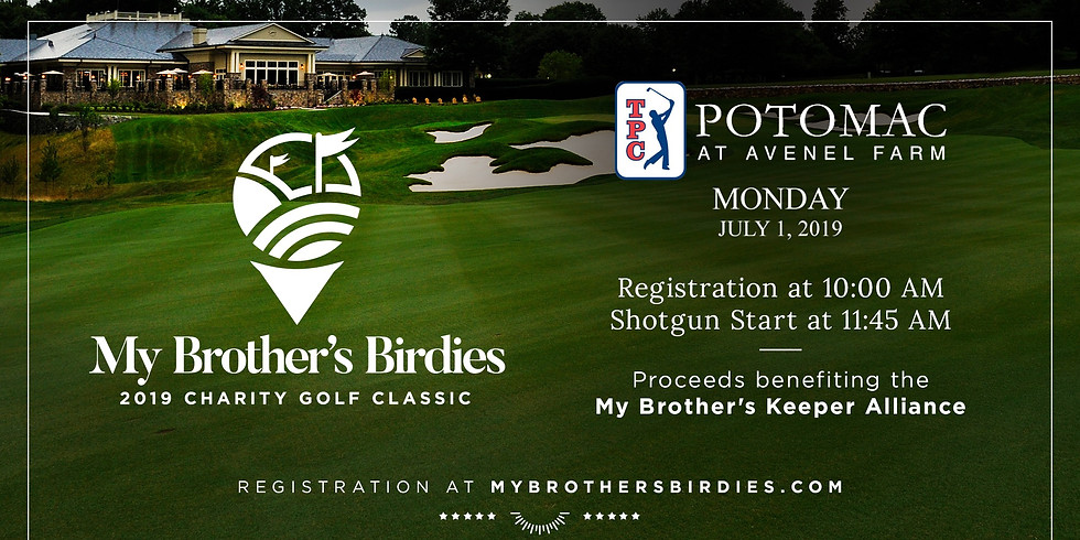 Charity Tournament to support My Brother's Keeper Alliance
