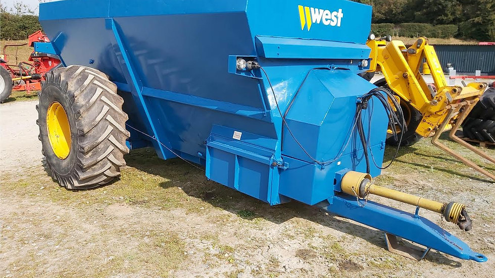 West 2000 Spreader
