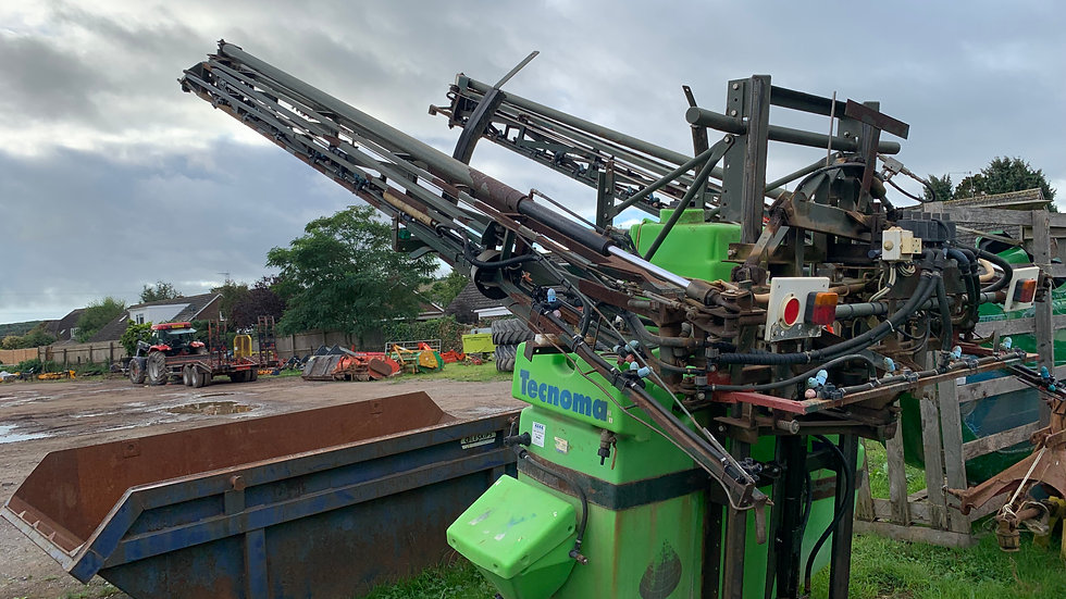 Technoma 21m Sprayer