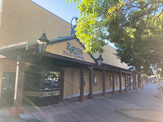 The Raven Theatre in Healdsburg, California