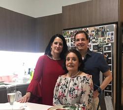 Sra. Carmen Aguerri & Fam.