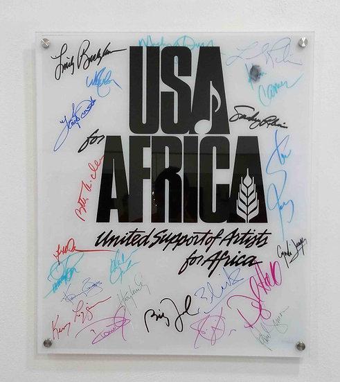 SA - WE ARE THE WORLD / USA ARTISTS