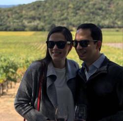 Sra. Gabriela Arias & Sr. Mendieta