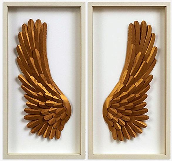 CUADROS LINHA ANGEL - 54cm x 52cm