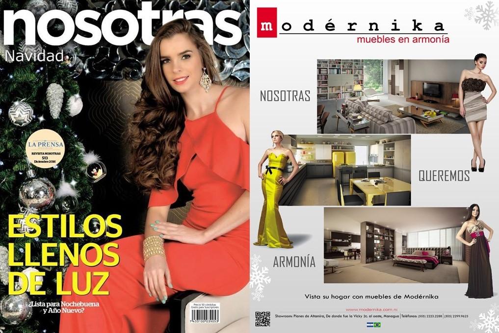 Revista Nosotras - Diciembre 2016