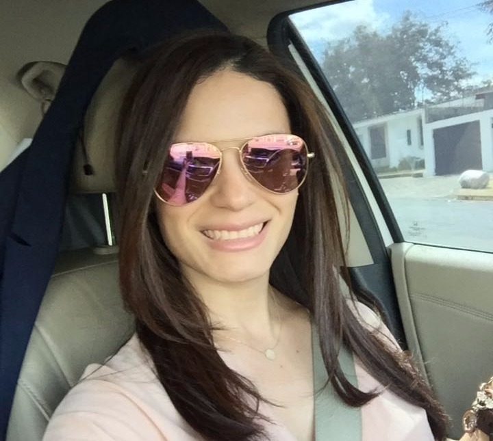Srta. Lesbia Caldera