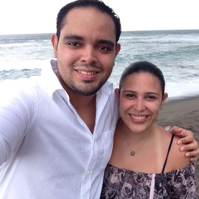 Sr. Ariel Irías & Sra. Silvia Irías