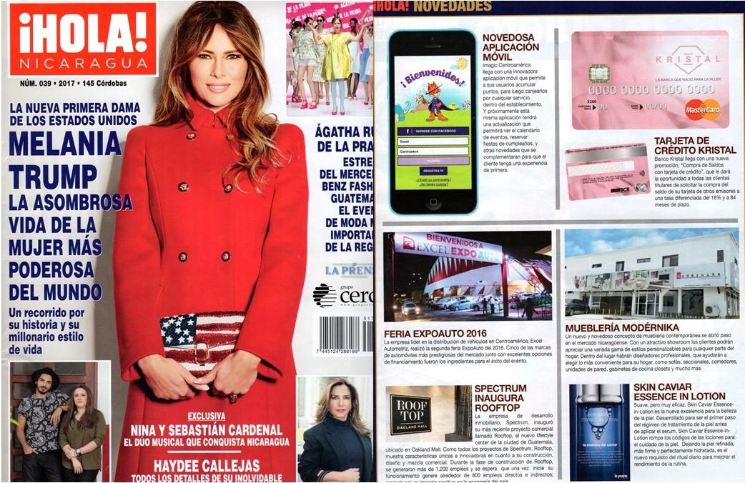 Revista Hola Febrero 2017