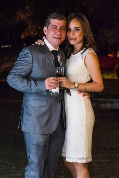 Sra. Melissa Ley & Sr. Ramiro Blanco