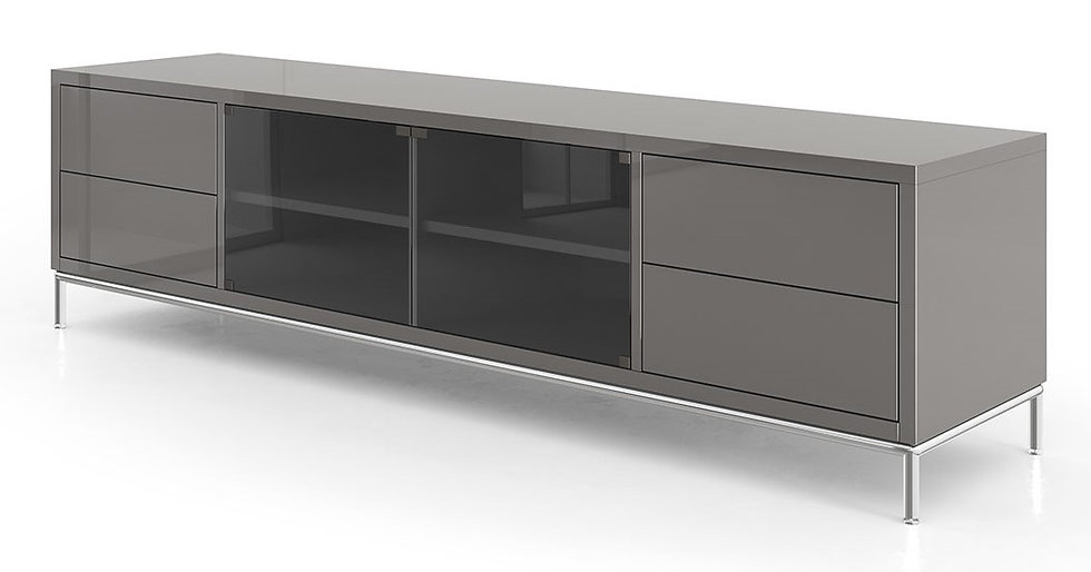ESTANTE DE TV - MD LENOX GULL GRAY
