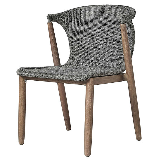 SILLA - MD EMBRAS / GRIS OSCURA