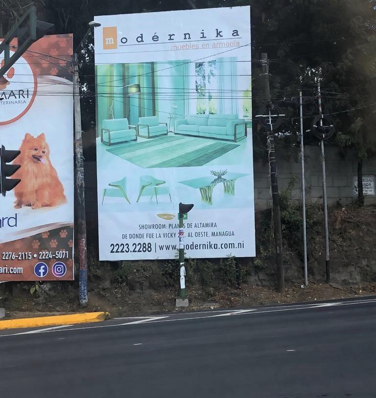 Valla Publicitaria - Entrada Colinas