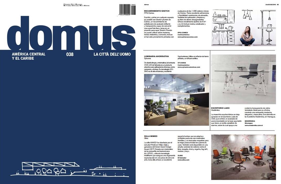 Domus - Edición 038, 2017