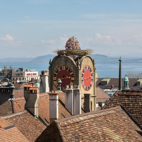 Neuchâtel - Switzerland 2019