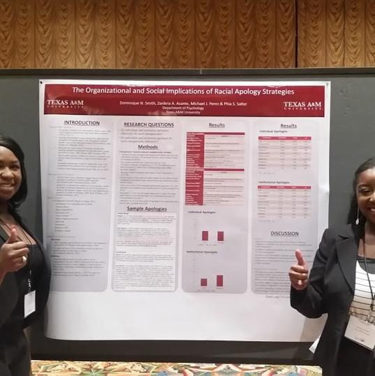 Zanbria Asante and Dominique Smith_ SWPA