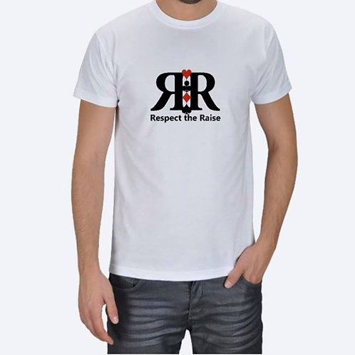 Respect the Raise Erkek Tişört