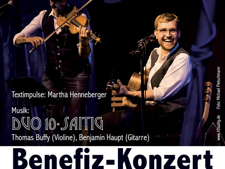 Duo 10Saitig (Benefizkonzert)