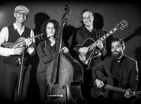 19. Gypsy Jazz Jam Session - Inswingtief & Trigane