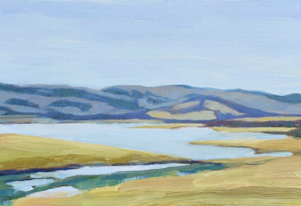 Nicasio Creek Reservoir