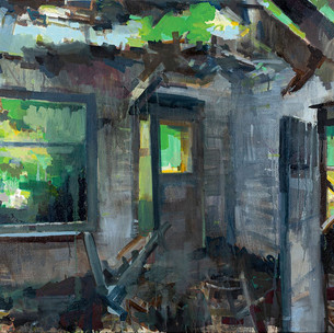 Midsummer in an Empty Room #12