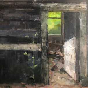 Midsummer in an Empty Room #14