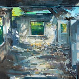 Midsummer in an Empty Room #4