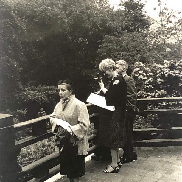 Japanese Tea Garden, San Francisco, 1960