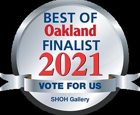 BestOfOaklandLogo2021 Finalist-SHOH Gall