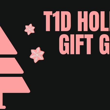 T1D Holiday Gift Guide