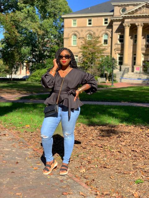 A Trip Down (His) Memory Lane - Visiting UNC Chapel Hill