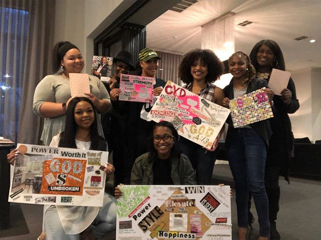 Women with Vision Mixer 2018