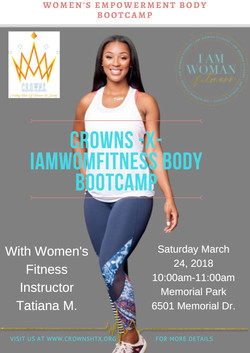 Women Empowerment Fitness Boot Camp