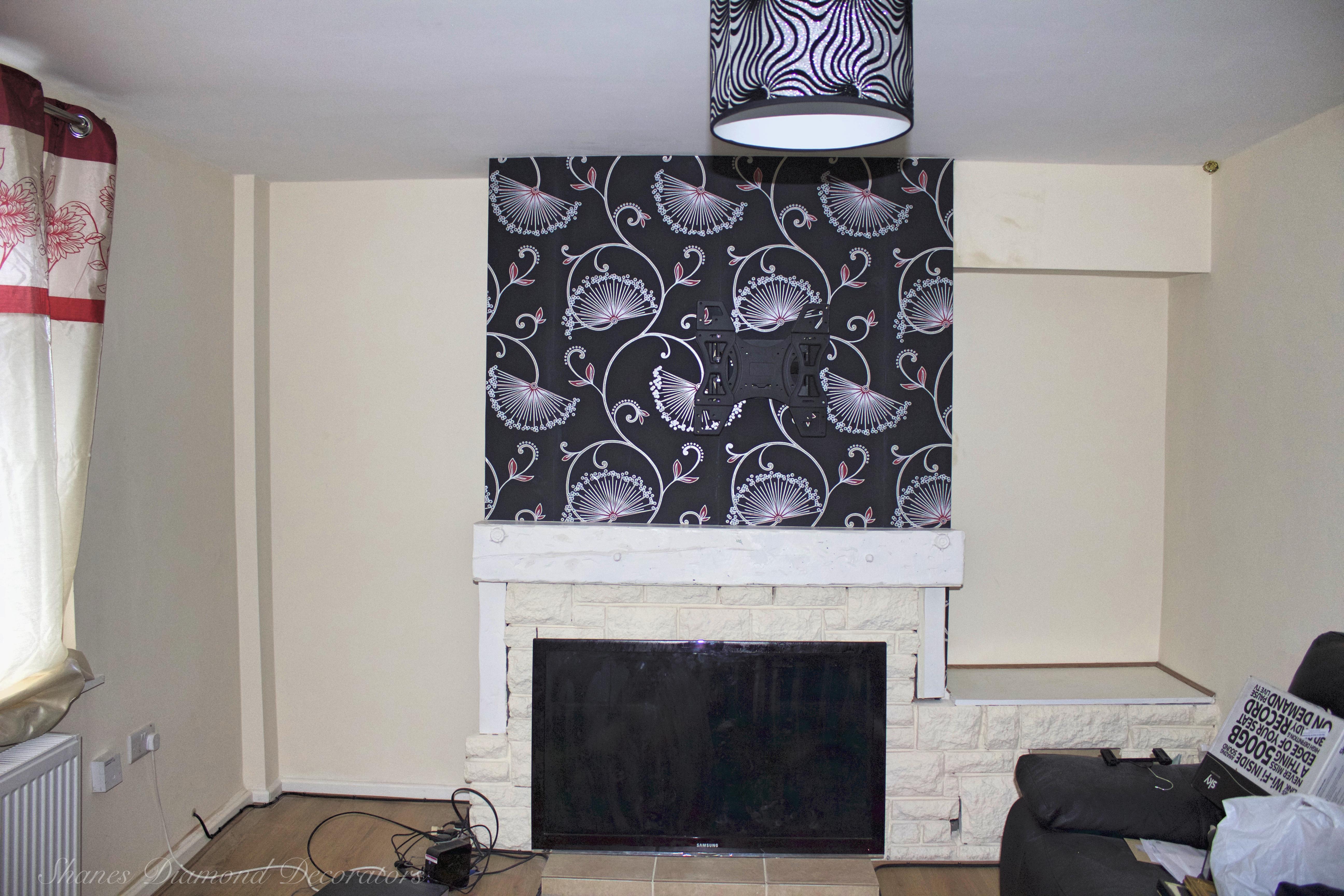 living room 124