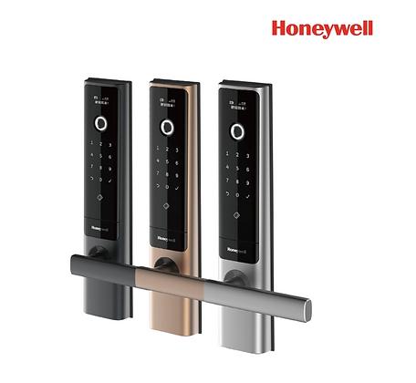 Honeywell 4合1智慧電子鎖