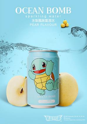 水梨風味氣泡水