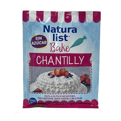CREMA CHANTILLY S/AZ 60 grs