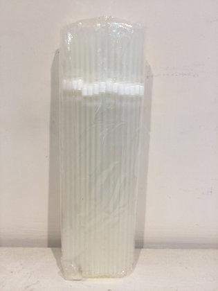 BOMBILLA COMPOSTABLE FLEXIBLE  pq 100un