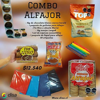 COMBO ALFAJOR
