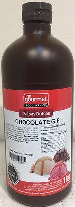 SALSA DE CHOCOLATE