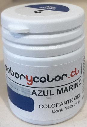 COLOR GEL AZUL MARINO