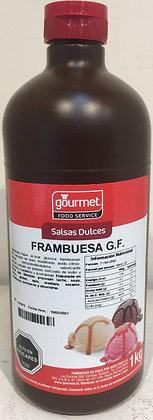 SALSA DE FRAMBUESA
