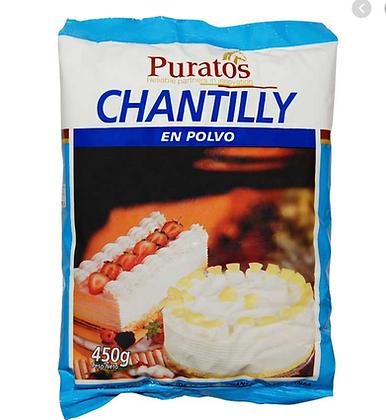 CREMA CHANTILLY  PURATOS